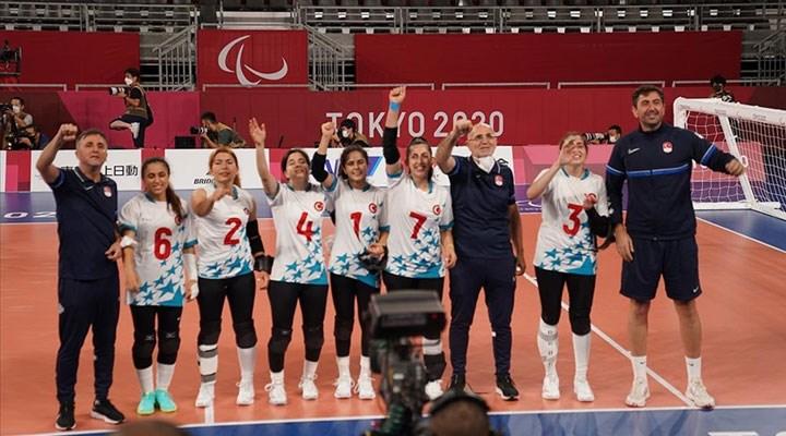 2020 TokyoParalimpikOyunları   Golbol Kadın Milli Takımı'ndan altın madalya!
