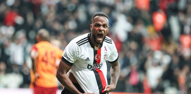 Beşiktaş - Galatasaray derbisi sonrası Cyle Larin'den sözleşme açıklaması!
