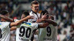 Beşiktaş-Sivasspor maçının ilk 11'leri