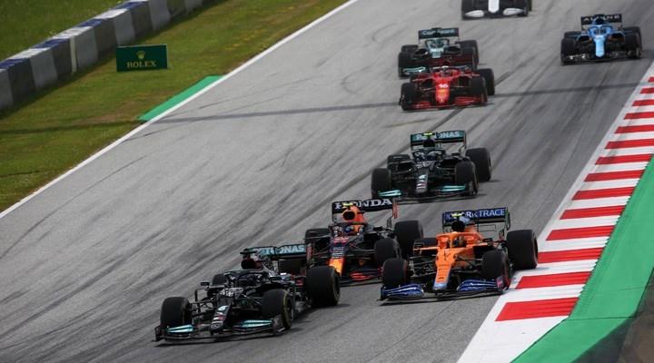 F1 Türkiye Grand Prix'sine ilk cepten başlayacak pilot belli oldu