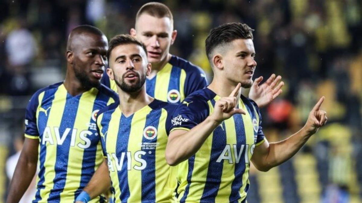 Fenerbahçe-Kasımpaşa maçının muhtemel 11'leri