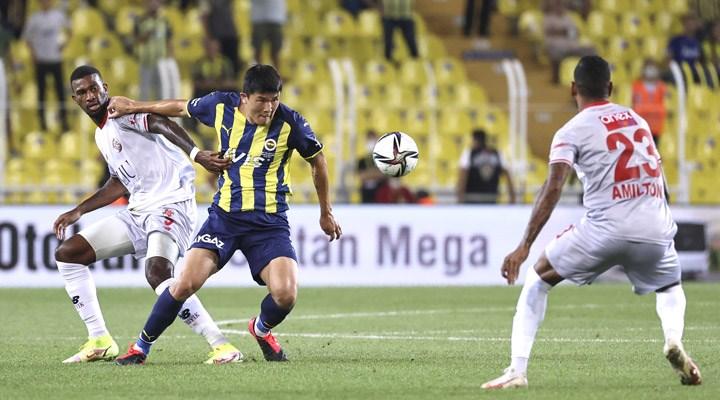 Fenerbahçe'nin yeni transferi Min-jae Kim: Canavar lakabımdan memnunum