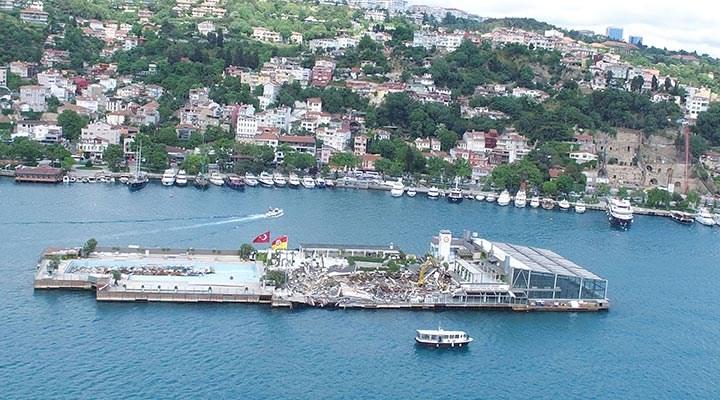 Galatasaray'dan Galatasaray Adası ile ilgili açıklama