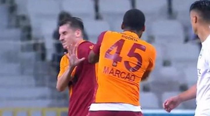 Galatasaraylı Marcao'nun cezası belli oldu