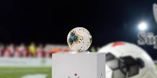 İşte Süper Lig'de güncel puan durumu (2021/22 sezonu 10. hafta)