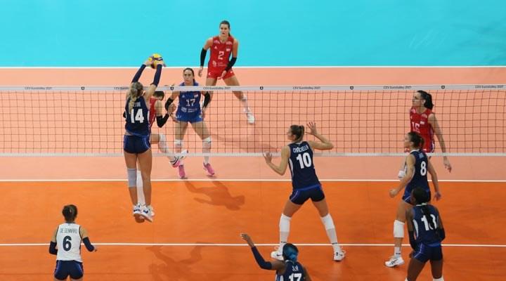 İtalya Kadın Voleybol Takımı, Avrupa Şampiyonu oldu