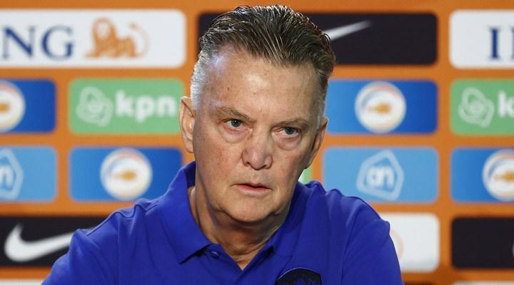 Louis van Gaal, Türkiye maçını değerlendirdi: Herhangi bir final havası görmüyorum