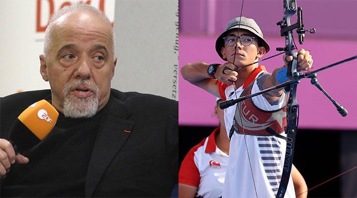 Paulo Coelho, yeni kitabını Mete Gazoz'a adadı