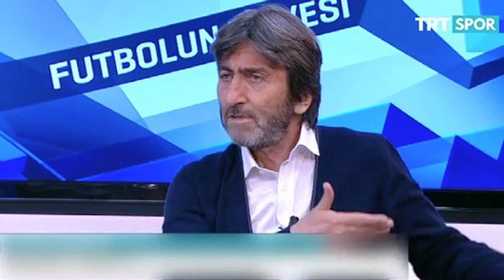Rıdvan Dilmen: TRT 60 bin lira teklif etti, kabul etmedim