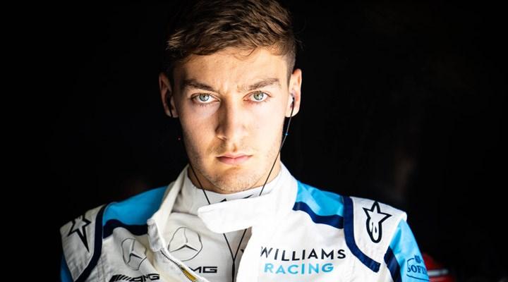 Sözleşme imzalandı: George Russell, Mercedes F1 Takımı'nda yarışacak