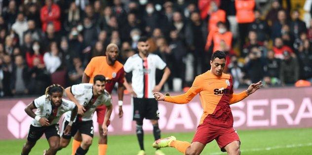 SPOR HABERİ - Galatasaray Beşiktaş karşısında penaltı kazandı! İşte o pozisyon...